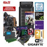 ACom Herbst Special G8 i5-1060 - Win 10 - Intel Core i5-8500 - 16 GB RAM - 480 GB SSD + 2 TB HDD - GF GTX 1060 - 500 Watt - WiFi