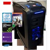 ACom Herbst Special G9 i5-1070 Ti - Win 10 Pro - Intel Core i5-9600K 6x3,7 GHz Kerne- 16 GB RAM - 500 GB SSD M.2 NVMe + 2 TB HDD - DVD-Brenner - GF GT