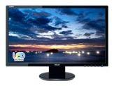 "ASUS VE247H - LED-Monitor - 59.9 cm ( 23.6"" ) - 1920 x 1080 FullHD - 300 cd/m2 - 10000000:1 (dynamisch) - 2 ms - HDMI, DVI-D, VGA - Lautspr. - Schwarz"