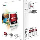 AMD Prozessor A-Serie A4-5300 - 3.4 GHz - 2 Kerne - 1 MB Cache-Speicher - Socket FM2 - Box - mit integriertem Grafikchip Radeon HD7480D