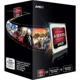 AMD Prozessor A-Serie A6-5400K Black Edition - 3.6 GHz - 2 Kerne - 1 MB Cache-Speicher - Socket FM2 - Box - mit integriertem Grafikchip Radeon HD7540D
