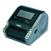 Brother QL 1050 - Etikettendrucker - monochrom - direkt thermisch - Rolle (10,2 cm) - 300 dpi - bis zu 110 mm/Sek. - USB, seriell