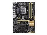 ASUS B85-PLUS (C2) - Motherboard - ATX - LGA1150 Socket - B85 - USB 3.0 - Gigabit LAN - Onboard-Grafik (CPU erforderlich) - HD Audio (8-Kanal)