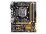 ASUS B85M-G - 90MB0G50-M0EAY5 - Motherboard - Mikro-ATX - LGA1150 Socket - B85 - USB 3.0 - Gigabit LAN - Onboard-Grafik (CPU erforderlich) - HD Audio