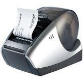 Brother QL 570 - Etikettendrucker - monochrom - direkt thermisch - 6 cm Rolle - 300 x 600 dpi - bis zu 68 Etiketten/Min. - USB
