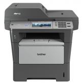 Brother MFC-8950DW - Multifunktionsdrucker - Faxgerät / Kopierer / Drucker / Scanners/w - Laser - Legal - 550 Blatt - 33.6 Kbps - USB 2.0, Gigabit LAN