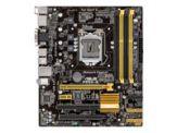 ASUS B85M-E - 90MB0F60-M0EAY5 - Motherboard - Mikro-ATX - LGA1150 Socket - B85 - USB 3.0 - Gigabit LAN - Onboard-Grafik (CPU erforderlich) - HD Audio