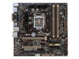 ASUS VANGUARD B85 - Motherboard - Mikro-ATX - LGA1150 Socket - B85 - USB 3.0 - Gigabit LAN - Onboard-Grafik (CPU erforderlich) - HD Audio (8-Kanal)