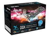 ASUS Xonar DGX - 90-YAA0Q1-0UAN0BZ - Soundkarte - 24-Bit - 96 kHz - 105 dB S/N - 5.1 - PCIe - CMI-8786 - Low Profile