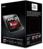 AMD Prozessor A-Serie A10-7850K Black Edition - 3.7 GHz - 4 Kerne - 4 MB Cache-Speicher - Socket FM2+ - Box - mit integriertem Grafikchip Radeon R7