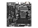 ASRock FM2A88M Extreme4+ - Motherboard - Mikro-ATX - Socket FM2+ - AMD A88X - USB 3.0 - Gigabit LAN - HD Audio