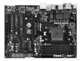 ASRock FM2A88X Extreme4+ - FM2A88XEXTREME4+ - Motherboard - ATX - Socket FM2+ - AMD A88X - USB 3.0 - Gigabit LAN - Onboard-Grafik (CPU erforderlich)