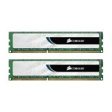 Corsair Value Select - Memory - 4 GB : 2 x 2 GB - DIMM 240-PIN - DDR3 - 1333 MHz / PC3-10600 - CL9