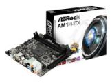 ASRock AM1H-ITX - Motherboard - Mini-ITX - Socket AM1 - USB 3.0 - Gigabit LAN - Onboard-Grafik (CPU erforderlich) - HD Audio (6-Kanal)