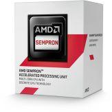 AMD Prozessor Sempron 3850 - 1.3 GHz - 4 Kerne - 2 MB Cache-Speicher - Socket AM1 - Box
