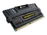 Corsair Vengeance - Memory - 4 GB - DIMM 240-PIN - DDR3 - 1600 MHz / PC3-12800 - CL9 - 1.5 V - ungepuffert - nicht-ECC - Schwarz