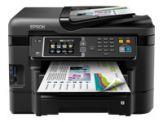 Epson WorkForce WF-3640DTWF - Multifunktionsdrucker (Faxgerät/Kopierer/Drucker/Scanner) - Farbe - Tintenstrahl - A4 -550 Blatt - USB, WLAN