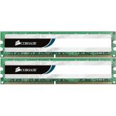 Corsair Value Select - Memory - 8 GB : 2 x 4 GB - DIMM 240-PIN - DDR3 - 1333 MHz / PC3-10600 - CL9 - ungepuffert - nicht-ECC