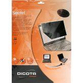 Dicota Secret Blickschutz-Filter - Notebook-Privacy-Filter - 43,2 cm breit ( 17 Zoll breit )