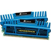 Corsair Vengeance - Memory - 8 GB : 2 x 4 GB - DIMM 240-PIN - DDR3 - 2133 MHz / PC3-17066 - CL11 - 1.5 V - ungepuffert - nicht-ECC - Blau