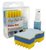 indafa Home Box Reinigungsset für Tastatur und Monitor (LCD/TFT)