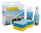 indafa Starter Kit Reinigungsset für Tastatur und Monitor (LCD/TFT)