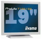 "Iiyama ProLite T1931SR-W1 - LCD-Monitor - 48.3 cm ( 19"" ) 5:4 - Resistive-Touch - 1280 x 1024 - TN - 200 cd/m2 - 900:1 - 5 ms - DVI-D, VGA, Lautsp."