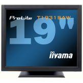 "Iiyama ProLite T1931SAW-1 - LCD-Monitor - 48 cm ( 19"" ) 5:4 - 1280 x 1024 - TN - 230 cd/m2 - 900:1 - 5 ms - DVI-D, VGA - Lautsprecher - Schwarz"