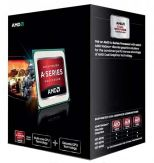 AMD Prozessor A-Serie A10-7800 - 3.5 GHz - 4 Kerne - 4 MB Cache-Speicher - Socket FM2+ - Box - mit integriertem Grafikchip Radeon R7