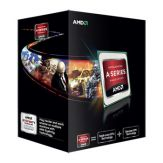 AMD CPU A-Serie A6-7400K Black Edition - 3.5 GHz - 2 Kerne - 1 MB Cache-Speicher - Socket FM2+ - Box - mit integriertem Grafikchip Radeon R5