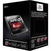 AMD Prozessor A-Serie A6-6420K Black Edition - 4 GHz - 2 Kerne - 1 MB Cache-Speicher - Socket FM2 - Box - mit integriertem Grafikchip Radeon HD 8470D