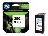 HP 350XL - 25 ml - Hohe Ergiebigkeit - Schwarz - Original - Tintenpatrone