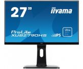 "Iiyama ProLite XUB2790HS-1 - Business LED-Monitor - 68.6 cm (27"") - 1920 x 1080 Full HD - IPS - 250 cd/m² - 1000:1 - 5 ms - HDMI, DVI-D, VGA - Lautsp."