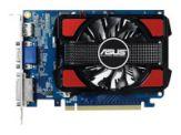 ASUS GT730-4GD3 - Grafikkarten - GF GT 730 - 4 GB DDR3 - PCIe 2.0 - DVI, D-Sub, HDMI