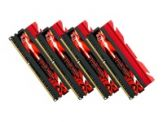 G.Skill TridentX Series - Memory - 32 GB : 4 x 8 GB - DIMM 240-PIN - DDR3 - 2666 MHz / PC3-21300 - CL12 - 1.65 V - ungepuffert - nicht-ECC