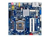 Gigabyte GA-Q87TN - 1.0 - Motherboard - Mini-ITX - LGA1150 Socket - Q87 - USB 3.0 - 2 x Gigabit LAN - Onboard-Grafik (CPU erforderlich) - HD Audio (8)