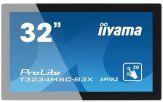 "Iiyama ProLite T3234MSC-B3X - 81 cm ( 32"" ) - 1920 x 1080 ( FullHD ) - Multitouch -  VGA, DVI, USB,"