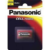 Panasonic LRV08 Cell Power Micro Alkaline - Batterie - 12 V -  38 mAh