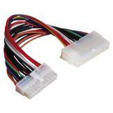 Stromadapter Mainboardstromanschluss 24-pin buchse->20-pin stecker, neues Netzteil 24-pin an altes Mainboard 20-pin