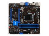 MSI B85M-G43 - Motherboard - Mikro-ATX - LGA1150 Socket - B85 - USB 3.0 - Gigabit LAN - Onboard-Grafik (CPU erforderlich) - HD Audio (8-Kanal)