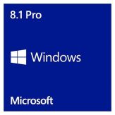 Microsoft Windows 8.1 Professional - Lizenz und Medien - 1 PC - OEM - DVD - 64-bit - Deutsch