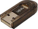 LogiLink Cardreader USB 2.0 Mini external for microSD - Kartenleser ( microSD, microSDHC ) - USB 2.0