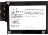 BROADCOM LSI MegaRAID LSIiBBU08 - RAID Controller Batterie-Backup-Einheit