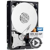 "WD AV-GP WD40EURX - Festplatte - 4 TB - intern - 8.9 cm ( 3.5"" ) - SATA-600 - Puffer: 64 MB"