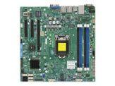 SUPERMICRO X10SLM-F - MBD-X10SLM-F-O - Motherboard - Mikro-ATX - LGA1150 Socket - C224 - USB 3.0 - 2 x Gigabit LAN - Onboard-Grafik
