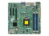 SUPERMICRO X10SLM-F - MBD-X10SLM+-F-B - Motherboard - Mikro-ATX - LGA1150 Socket - C224 - USB 3.0 - 2 x Gigabit LAN - Onboard-Grafik