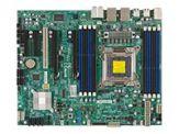 SUPERMICRO X9SRA - Motherboard - ATX - LGA2011 Socket - C602 - USB 3.0 - 2 x Gigabit LAN - HD Audio (8-Kanal)