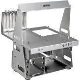 Lian Li PC-T60A - Prüfstand - ATX - ohne Netzteil - Silber, USB 3.0/Audio/eSata