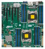 SUPERMICRO X10DRi - Motherboard - Erweitertes ATX - LGA2011-v3 Socket - 2 Unterstützte CPUs - C612 - USB 3.0 - 2 x Gigabit LAN - Onboard-Grafik