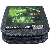 MediaRange - 25 x DVD-R - 4.7 GB 16x